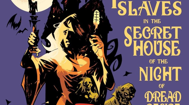 Neil Gaiman's Forbidden Brides - Cover