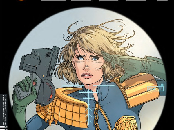 Something For The Weekend (w/c 22nd August 2026): Judge Anderson Steps Out!