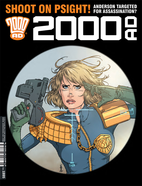 2000AD Prog 1995