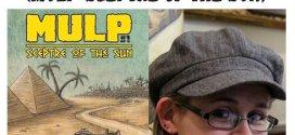 Awesome Comics Podcast Catch Up: Creating Comics with Stuart John McCune and Sara Dunkerton