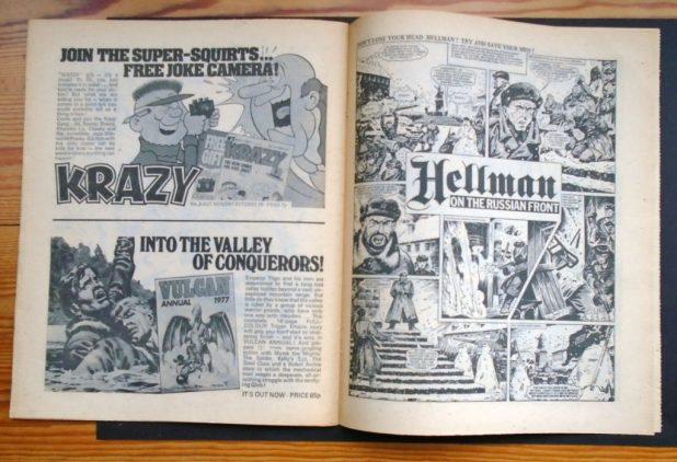 Action 37 - Hellman