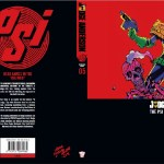 Anderson Psi Files Volume 5 Cover
