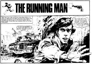 Inside Action - The Running Man
