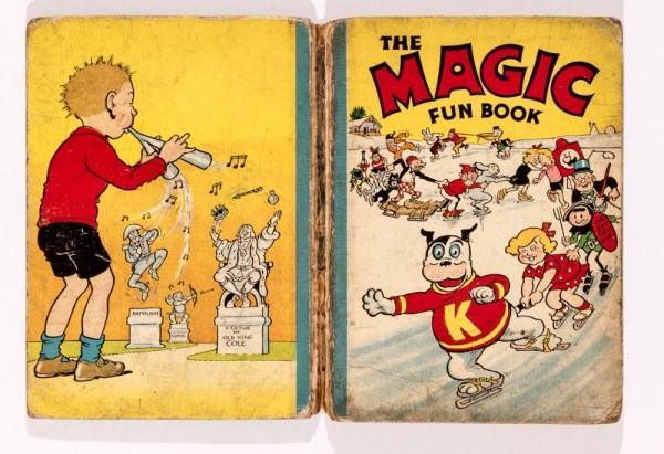 Magic Fun Book 1 - 1941