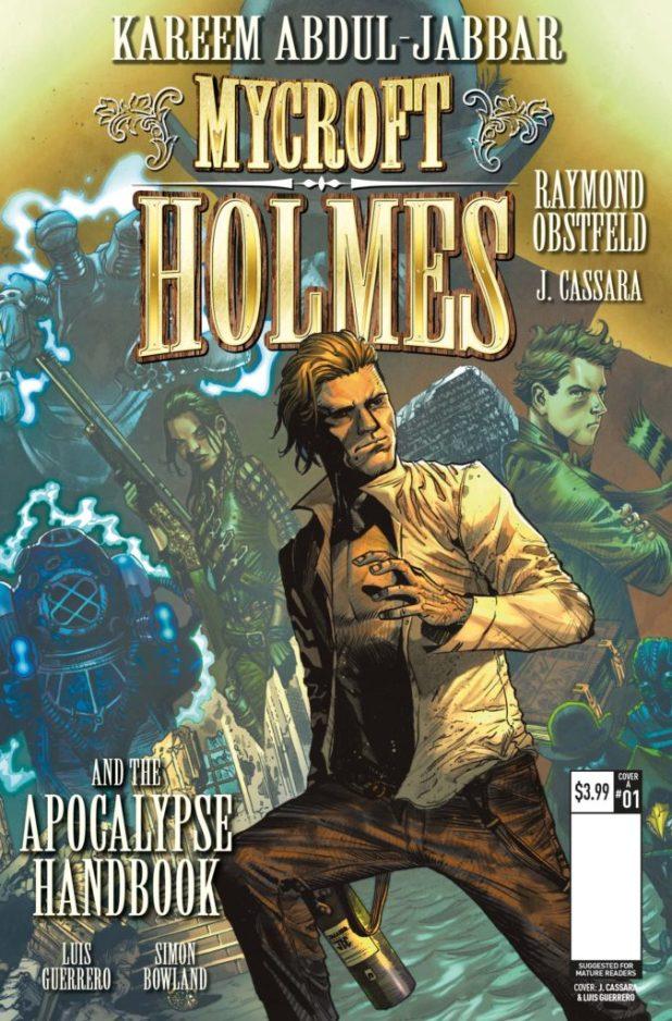 Mycroft Holmes #1 Cover A