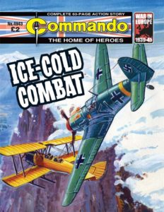 Commando No 4943 – Ice-Cold Combat