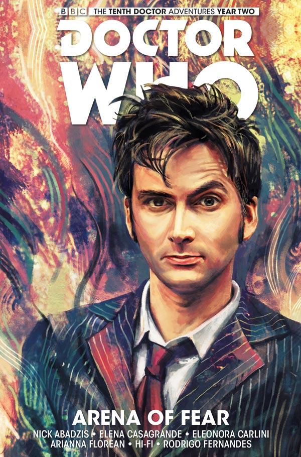 Doctor Who: The Tenth Doctor Volume 5