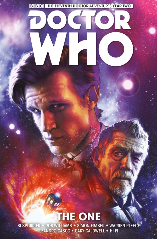 Doctor Who: The Eleventh Doctor Volume 5