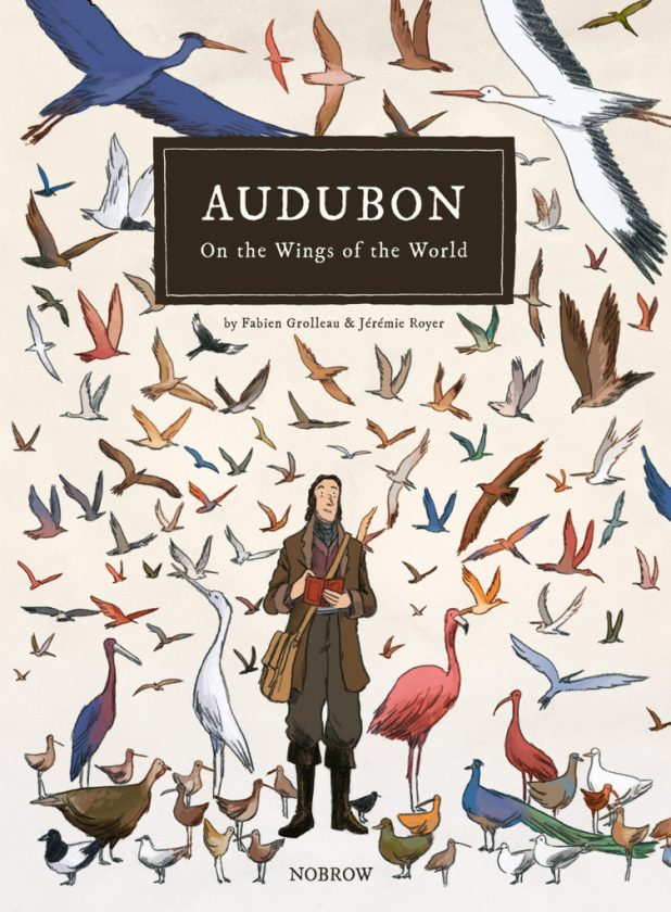 Audobon: On the Wings of the World - Cover