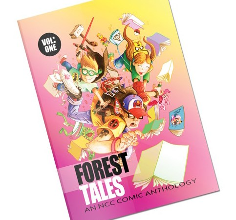 Comics Crowdfunding Spotlight: Nottingham Comic Con Anthology: Forest Tales
