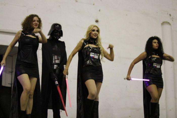 Cosplay fun at last year's Malta Comic Con (2015)