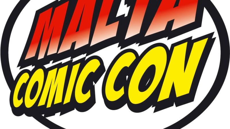 Massive Guest List for Malta Comic Con 2017 continues to grow, includes many British comic creators