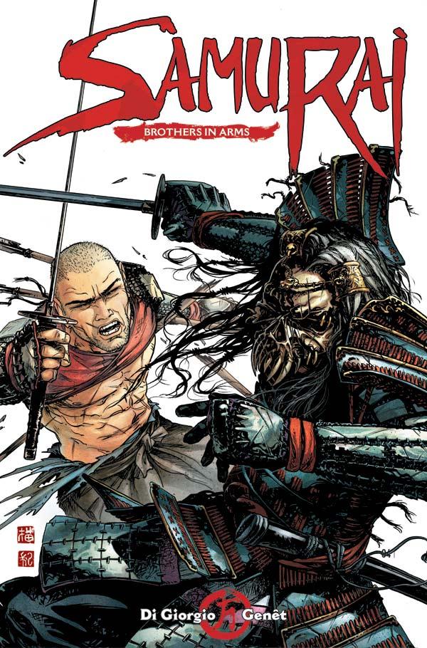 Samurai #2.1 - Cover A