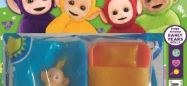 Egmont gets set to launch a new Teletubbies magazine