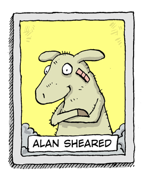 Football Earth: Alan Sheared