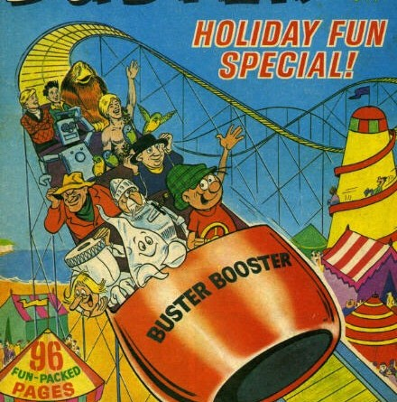 Buster Holiday Fun Special 1969