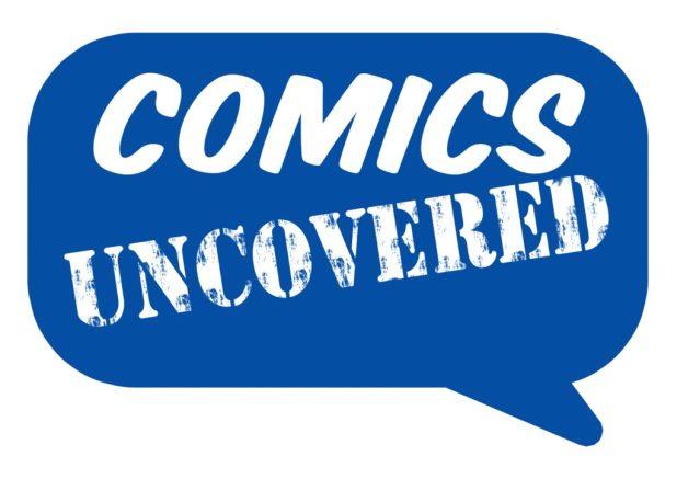 Comics Uncovered Logo