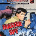 Commando No 4950 – Master Spy