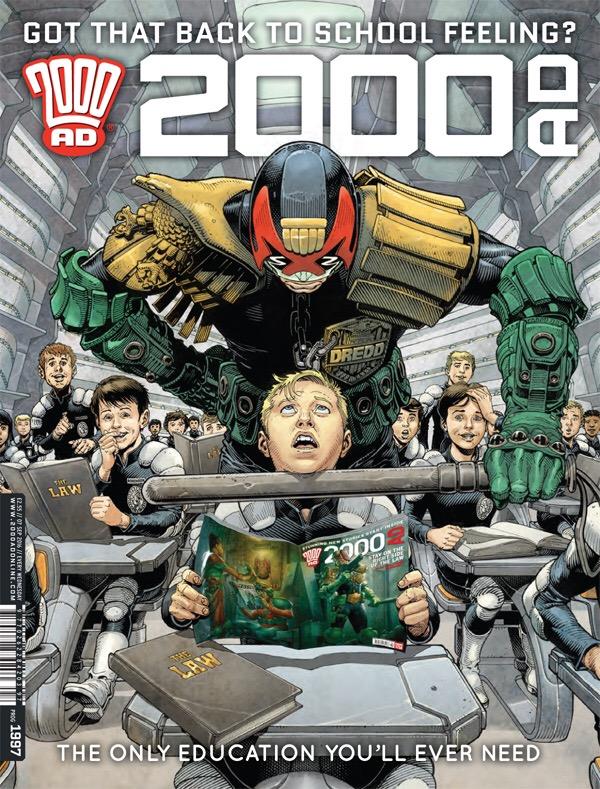 2000AD Prog 1997