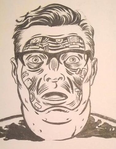 Fraser Campbell - Self Portrait