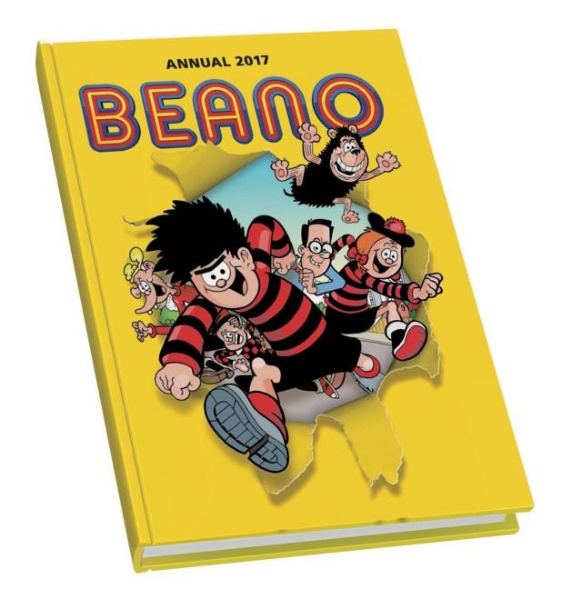 Beano Annual 2017 - Slant