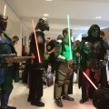 Cosplay at Nottingham Comic Convention 2016