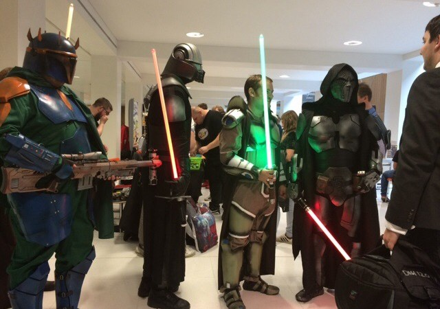In Pictures: Nottingham Comic Convention 2016
