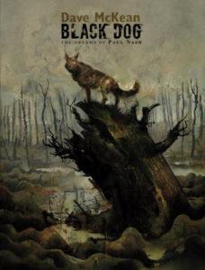 Black Dog – The Dreams of Paul Nash (Dark Horse edition)