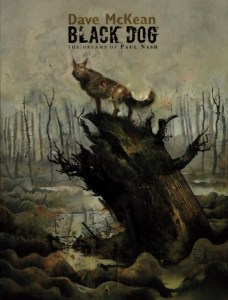 Black Dog – The Dreams of Paul Nash (Dark Horse edition)
