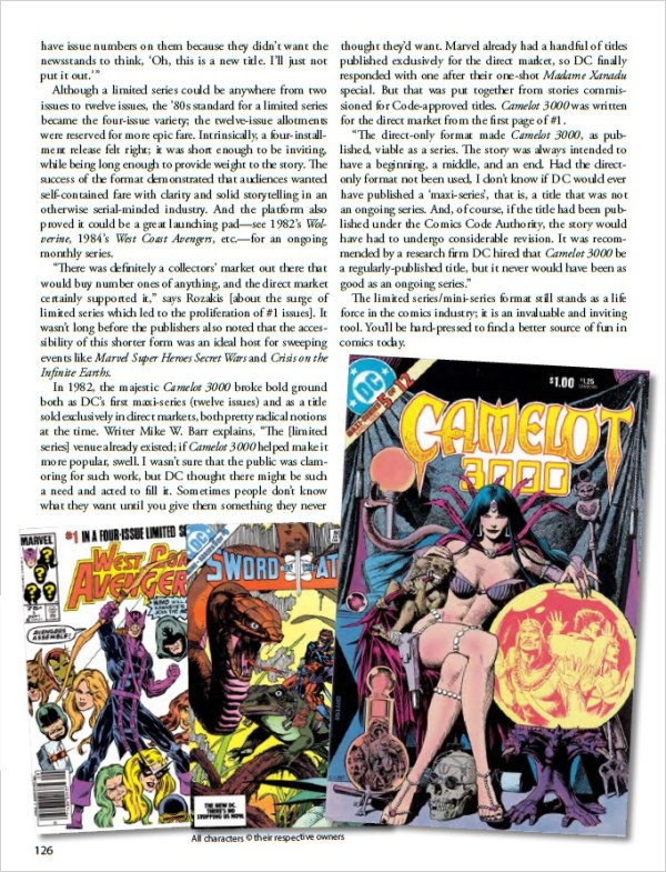 Comic Book Fever - A Celebration of Comics: 1976-1986 Page 130