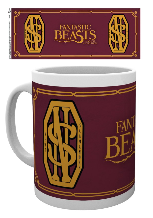 GB Poster - Fantastic Beasts Mug