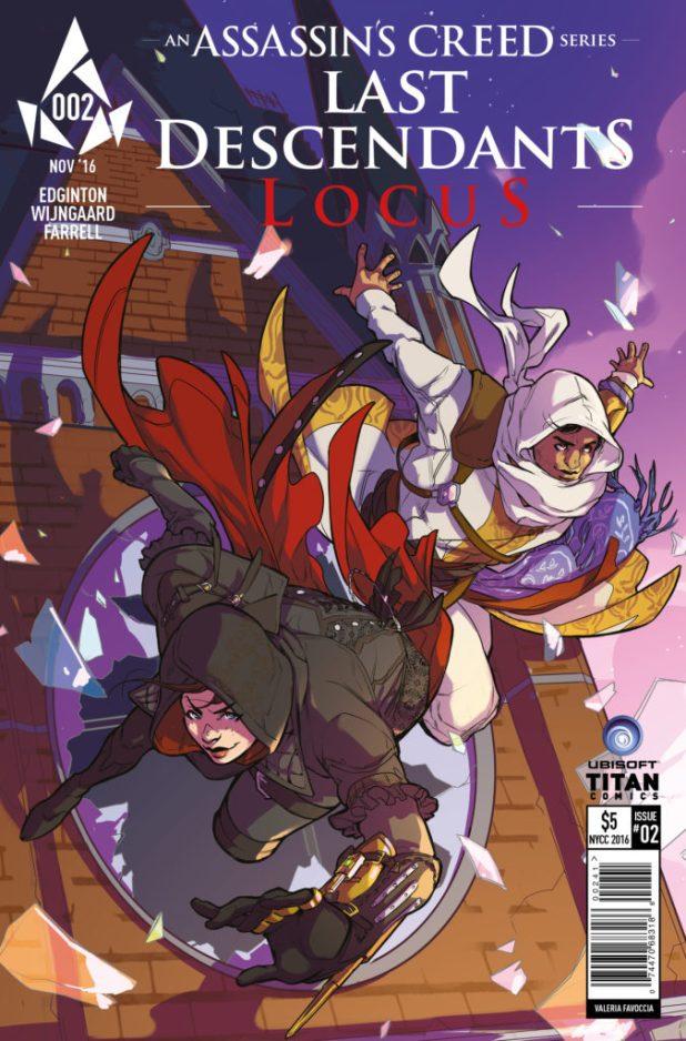 Assassin's Creed - Locus #2 - NYCC 16