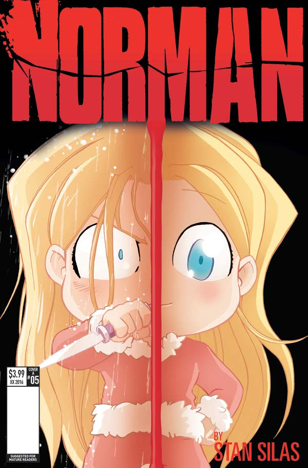 Norman #5 - Cover A