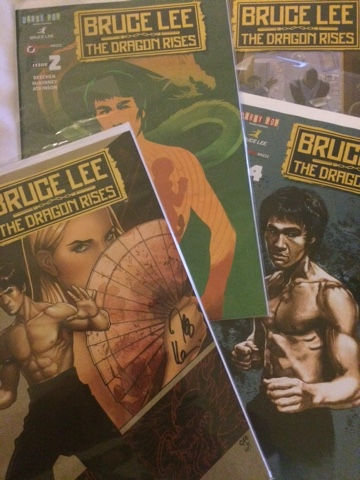 Bruce Lee: The Dragon Rises