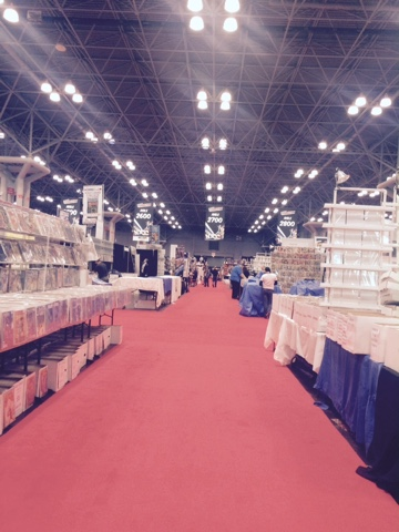 NYCC 2016 Day 2 - Dealers Hall