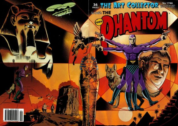 The Phantom 1766 (19th October 2016) - Frew Comics