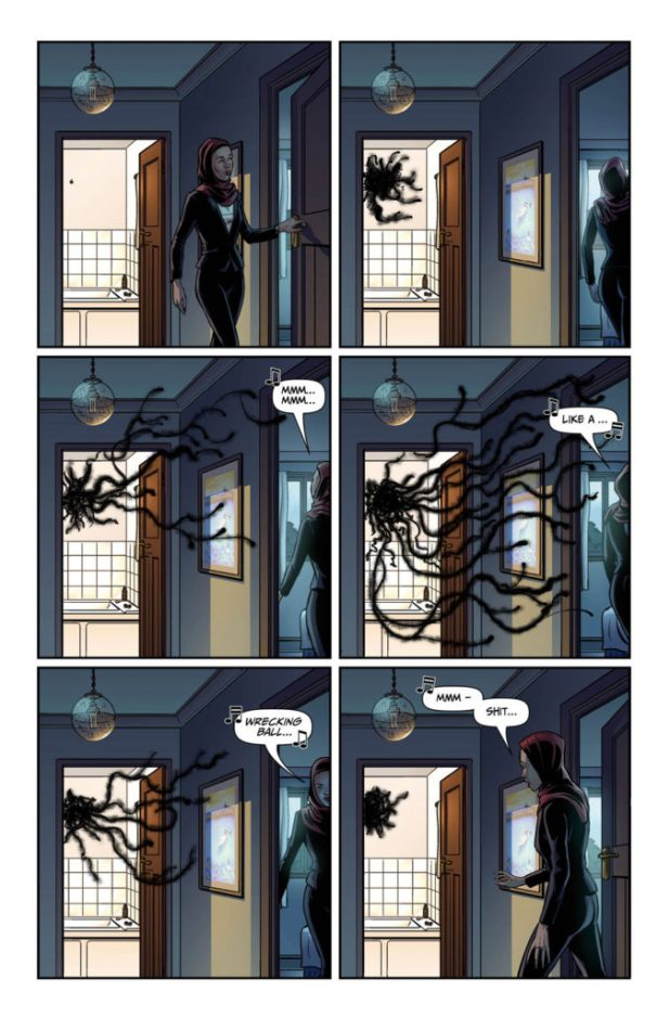 Rivers of London: Black Mould #1Preview 3