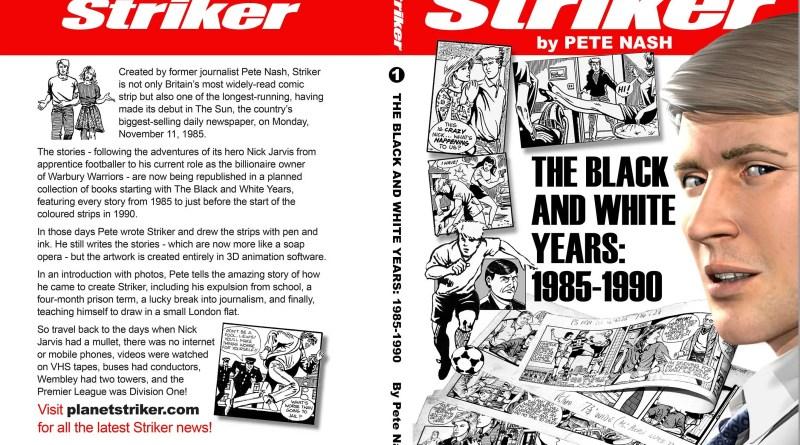 Striker Volue One - Cover