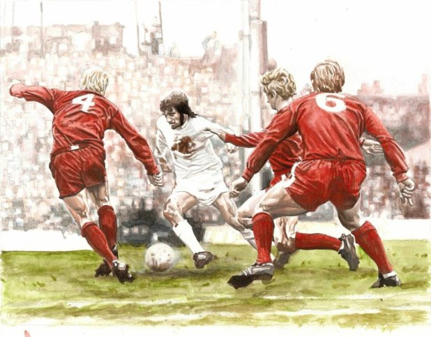 Richard Piers Rayner: Middlesbrough FC art