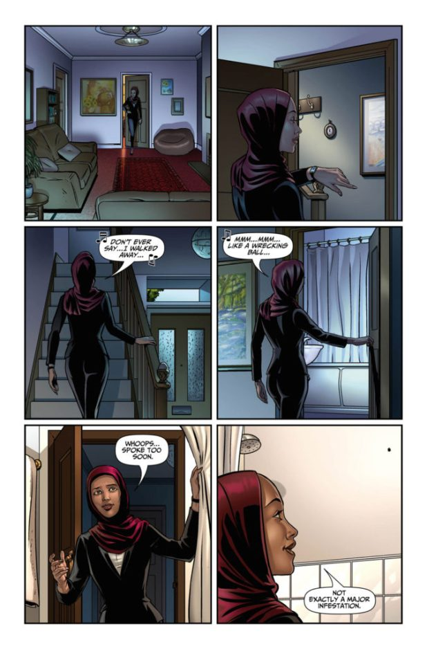 Rivers of London: Black Mould #1Preview 2