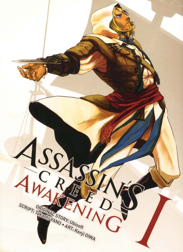 Assassin's Creed: Awakening #1 - Cover A