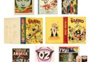 Wartime Beano Bonanza, rare Captain America reprint, Mickey Mouse Weekly #1 and more in latest Compal comics auction