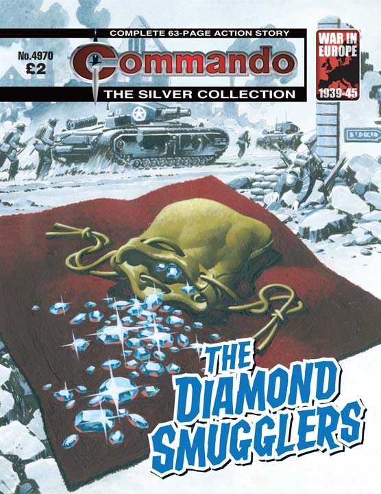 Commando 4970 – The Diamond Smugglers
