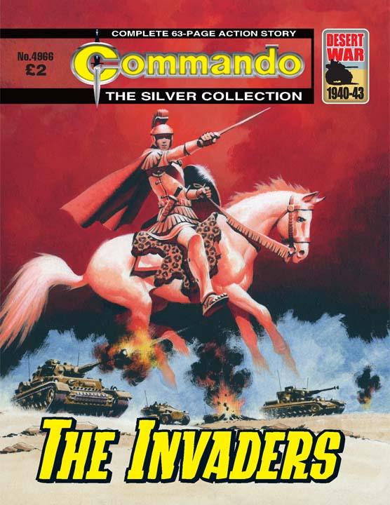 Commando 4966 – The Invaders
