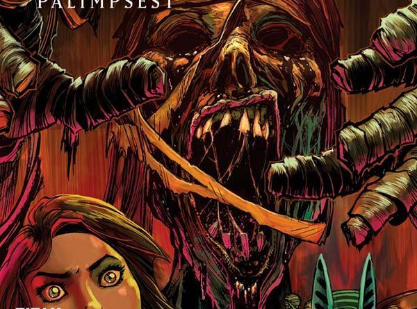 The Mummy #1 Cover E by Jeff Zornow