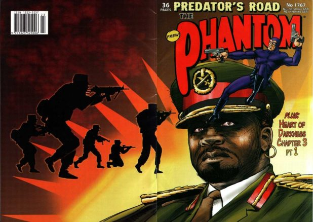 The Phantom 1767 - Predator's Road (Frew Comics)