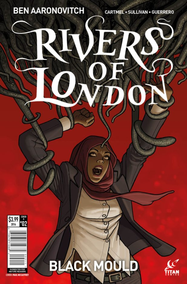 Rivers Of London: Black Mould #2 Cover A