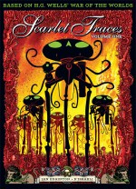 Scarlet Traces TPB - Cover