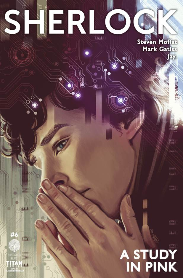 Sherlock: A Study In Pink #6 Cover A