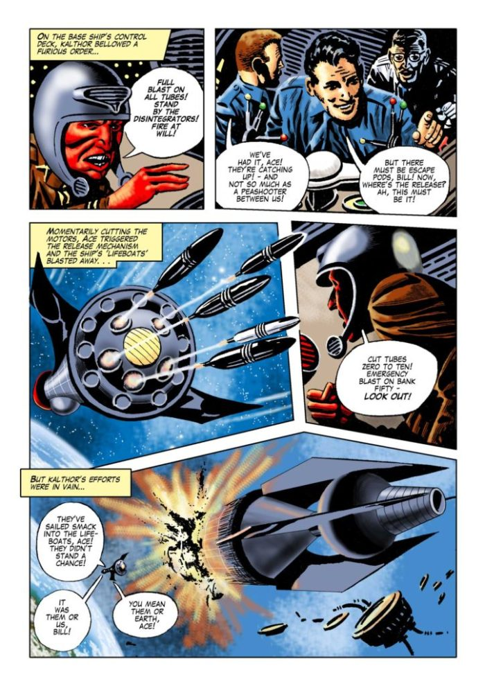 Ron Turner's Space Ace Issue 7 - The Time Transmitter